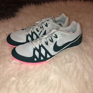 NEW NIKE Racing Zoom Rival M Multi-UseTrack shoes